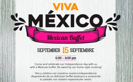Where to celebrate Mexico´s independence Day